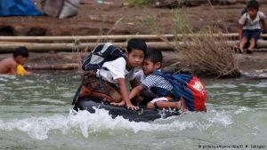 تیوبسواری به شیوۀ فیلیپینی